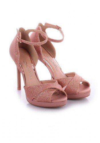 sandalia rosa com glitter salto fino talia l atelier lt1107gr 2