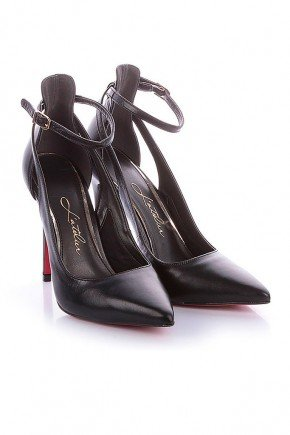 scarpin preto com sola vermelha lolita l atelier lt1053pr 3