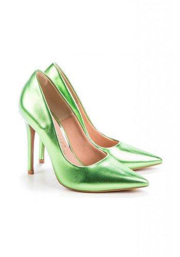 scarpin verde metalizado helo l atelier lt1148vd 5