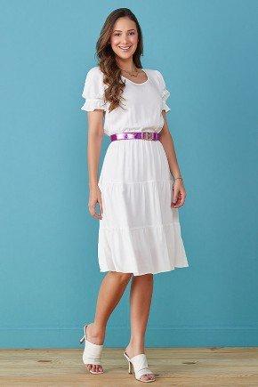 vestido off white saia tres marias tata martello