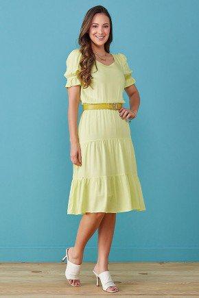 vestido amarelo saia tres marias tata martello
