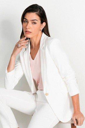 blazer off white botao unico juliete principessa 1 1