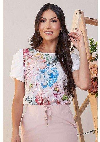 t shirts estampada manga com pregas victoria jany pim jpbu50710 5