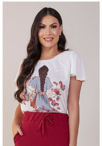 t shirts helena estampa exclusiva jany pim jpbu50702 4