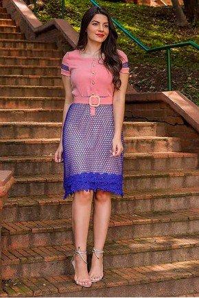vestido rosa com renda cintia raje jeans rj17920 1