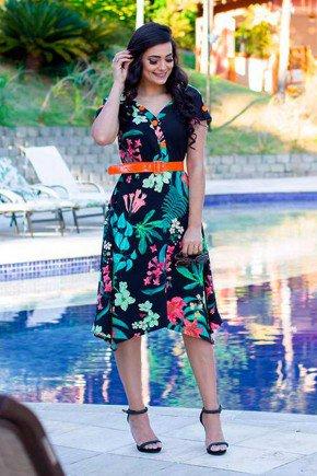 vestido floral preto carol raje jeans 2