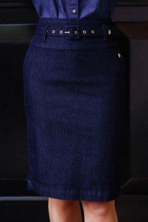 saia jeans com cinto via tolentino vt010109 1