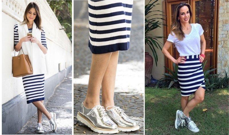blog vestido com tenis metalizado easy resize com