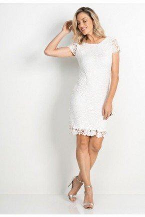 vestido principessa viviene de renda off white frente aproximado3