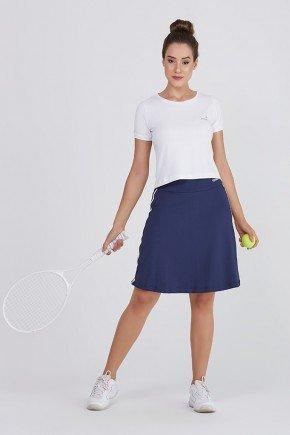 shorts saia azul marinho galao amarelo branco poliamida uv50 epulari frente 6