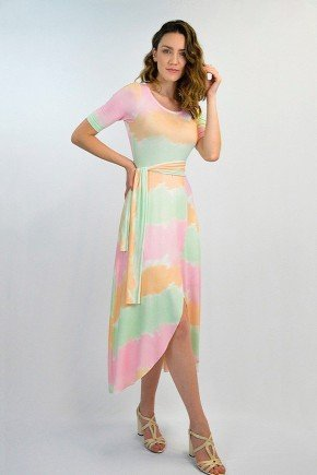vestido envelope tie dye candy colors viscolycra thayane lekazis ds0447 2
