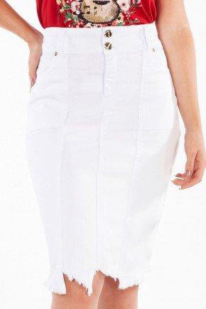 saia jeans branca com barra desfiada nitido jeans 238018702 2