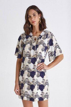 vestido soltinho com estampa geometrica claudia cloa cl2232 6