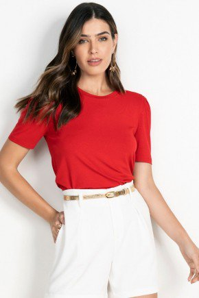 blusa vermelha com manga bufante eliana principessa 1050015836 1