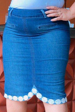 saia jeans plus size com renda guipir raje jeans rj18150 1