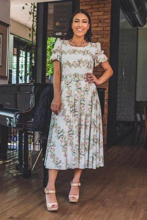 vestido gode estampa floral suzana jany pim jpv50883 10