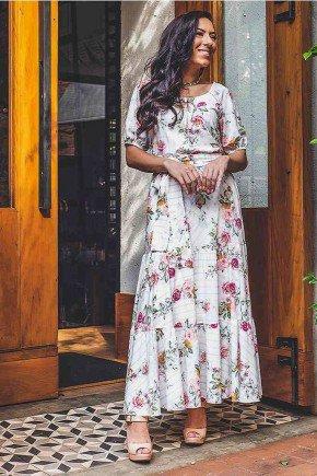 vestido max midi com babados ester jany pim jpv50874 1