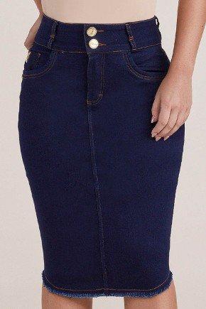 saia jeans midi barra desfiada titanium jeans ttn24814 5