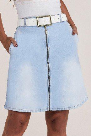 saia jeans evase ziper frontal titanium jeans ttn24822 1