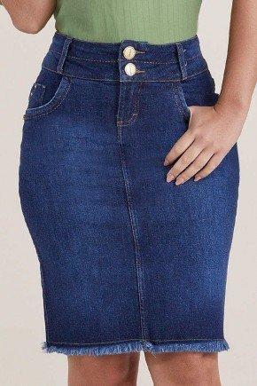 saia jeans tradicional barra desfiada titanium jeans ttn24829 6