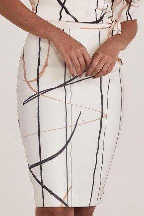 saia de sarja lapis estampada titanium jeans ttn24847 1
