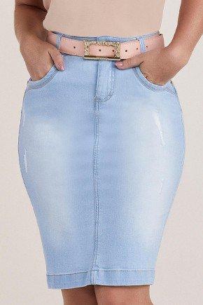 saia jeans secretaria com cinto titanium jeans ttn24854 2