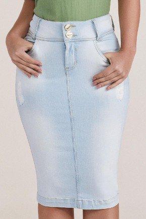 saia jeans clara midi titanium jeans ttn24872 2