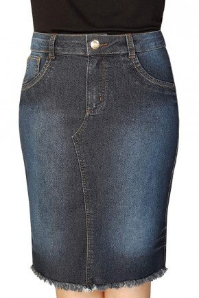 saia jeans escura midi com barra desfiada dy3607 1