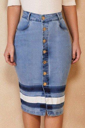 saia jeans lapis com botoes frontal barra listrada titanium jeans ttn25109 2