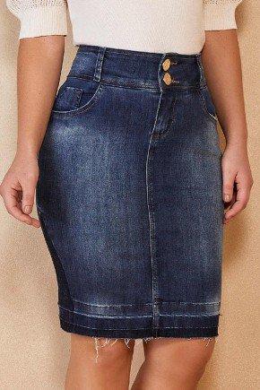 saia jeans lapis com barra desfiada titanium jeans ttn25079 2
