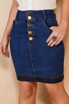 saia jeans azul marinho botoes dourados titanium jeans ttn25135 1