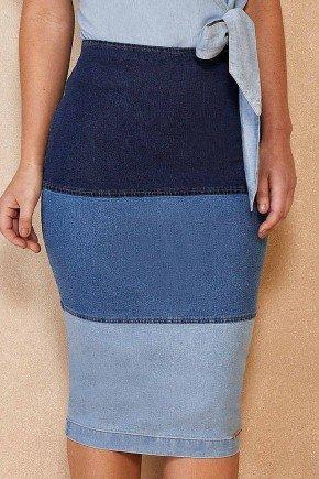 saia jeans lapis 3 cores midi titanium jeans ttn25125 1