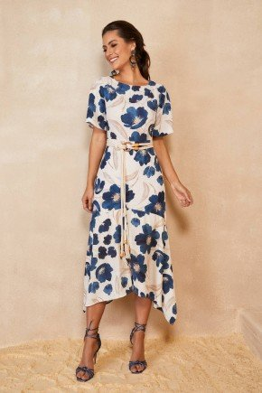 vestido floral barra assimetrica midi titanium jeans ttn25243 1