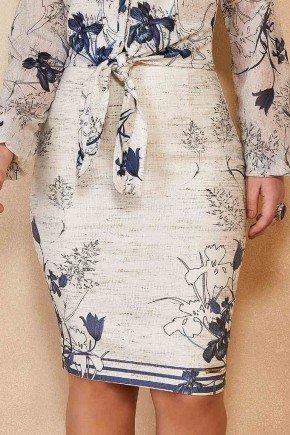 saia de sarja lapis estampa floral titanium jeans ttn24850 1