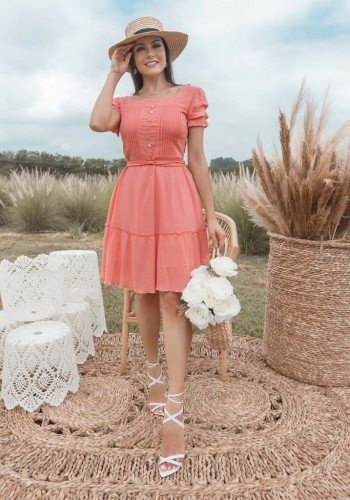 vestido gode salmao em viscolinho julia jany pim jpv50890 1