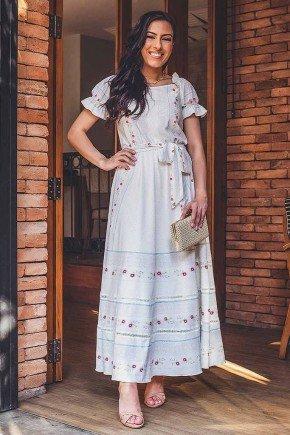 vestido maxi midi creme floral leticia jany pim jpv50862 1