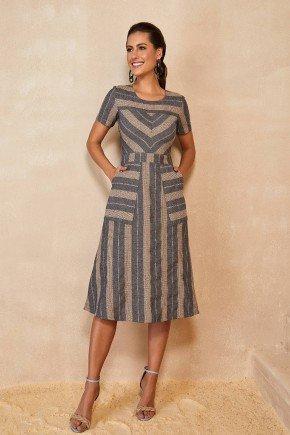 vestido listrado jacquard alto relevo titanium jeans ttn25218 1 easy resize com