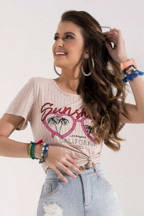 t shirt rosa estampa exclusiva imperio z cima