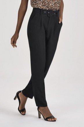 calca feminina preta em alfaiataria gaya principessa