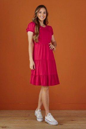 vestido pink saia tres marias tata martello