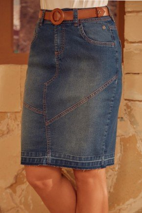 saia jeans recortes assimetricos via tolentino