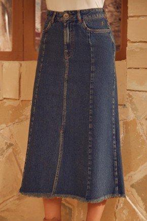 saia jeans evase mullet via tolentino