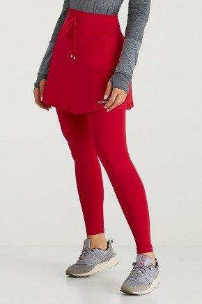 saia calca comprida vermelha poliamida protecao uv50 epulari 4