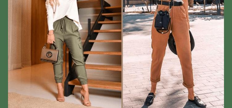 Como usar calça jogger? 5 dicas para se inspirar!