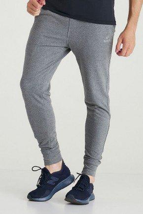 calca jogger masculina moleton cinza holyfit hf0303 4