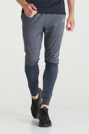 calca fitness masculina poliamida cinza detalhe dry fit protecao uv50 holyfit hf0505 4