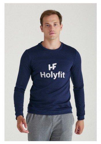 blusa de moletom classic holyfit masculino logo bordado 1 1