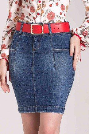 saia tradicional jeans sustentavel laura rosa baixo