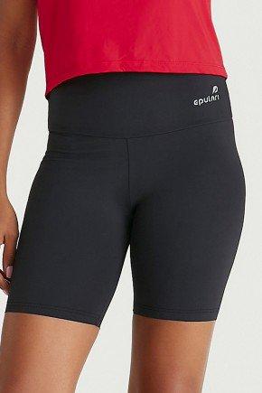 shorts cinta modelador preto alta compressao poliamida epulari ep041pr 3