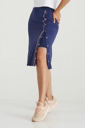 shorts saia midi azul com botoes poliamida uv50 epulari ep071az 2